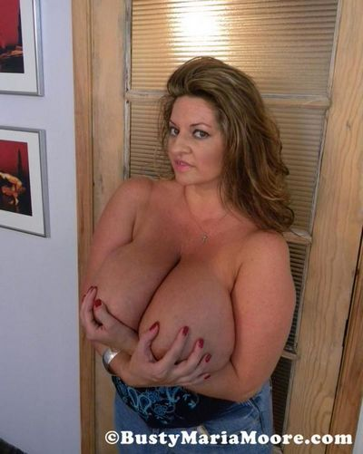 Busty Maria Moore clips